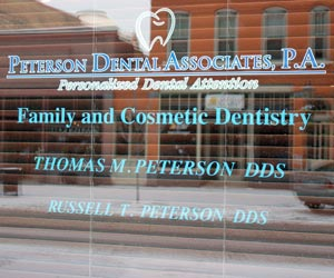 Street View of Peterson Dentistry